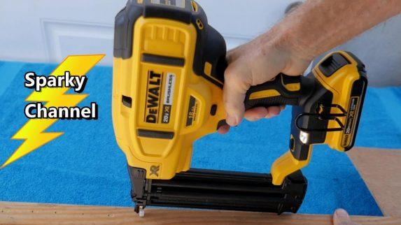 Tre nye verktøy på batteri