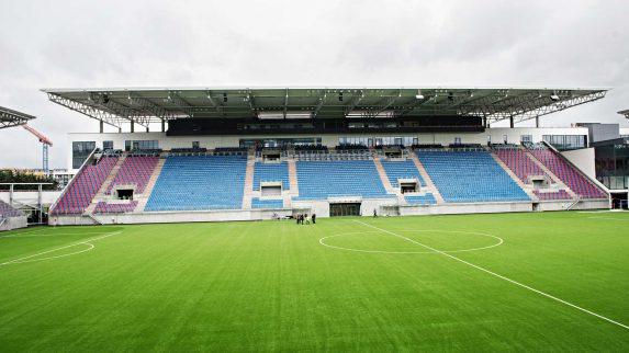 Ny stadion for Vålerenga