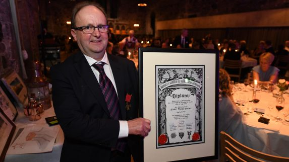 Gullmedalje under 100-årsjubileet