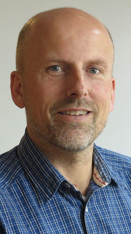 Knut Skogstad i Flexit har stor tro på det nye produktet.