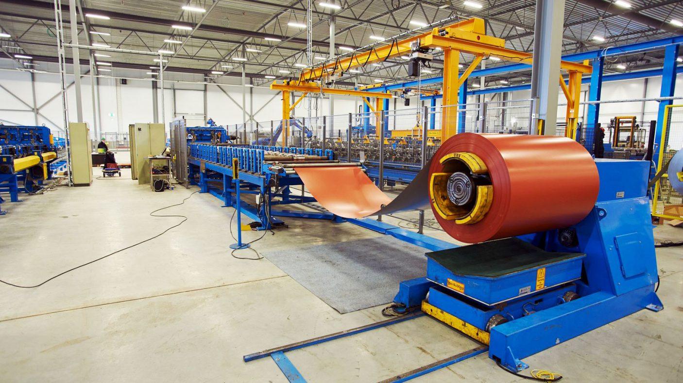 Kvalitetsstål er det som er i fokus for Tata Staal.