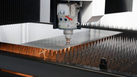 Demonstrerte nye laserskjærere
