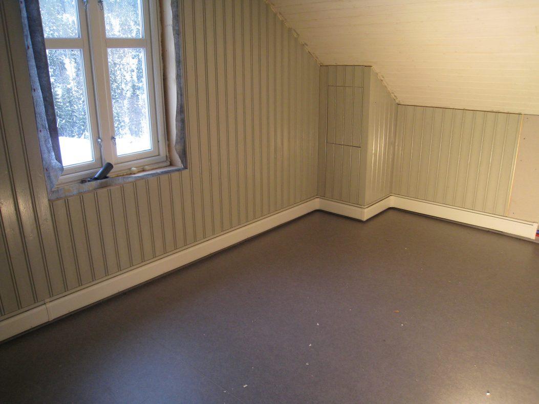 Både i nye hus og ved rehabilitering kan gulvlister med varme gi god komfort.