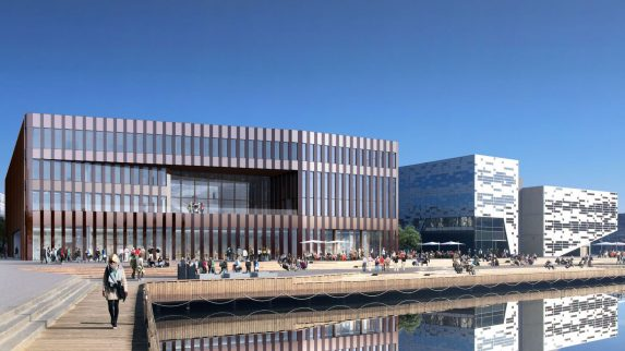 Miljø i fokus på nye Sandnes rådhus