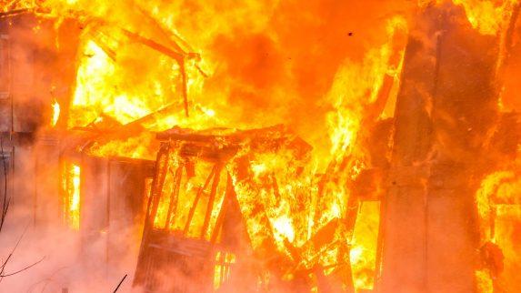 Valg av brannstrategi