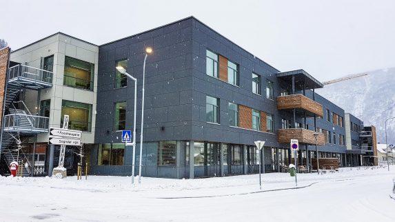Utvidet helse- og omsorgssenter i Sogndal