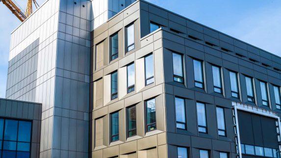 Samarbeid om stor fasadejobb