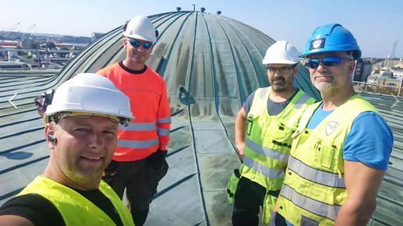 Nytt prosjektselskap for stor kobberjobb