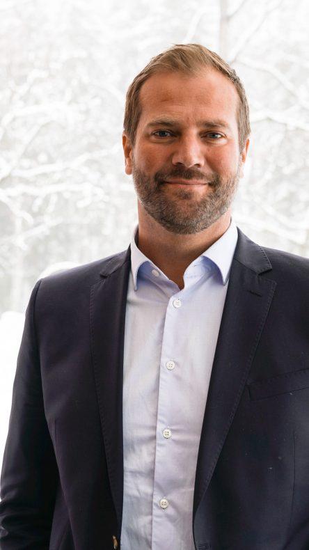 BMI-sjef Andreas Fritzønn tror mange vil ha solceller på taket.