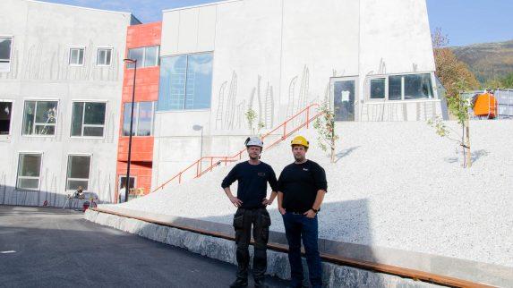 Påbygg med kulturskole i Førde