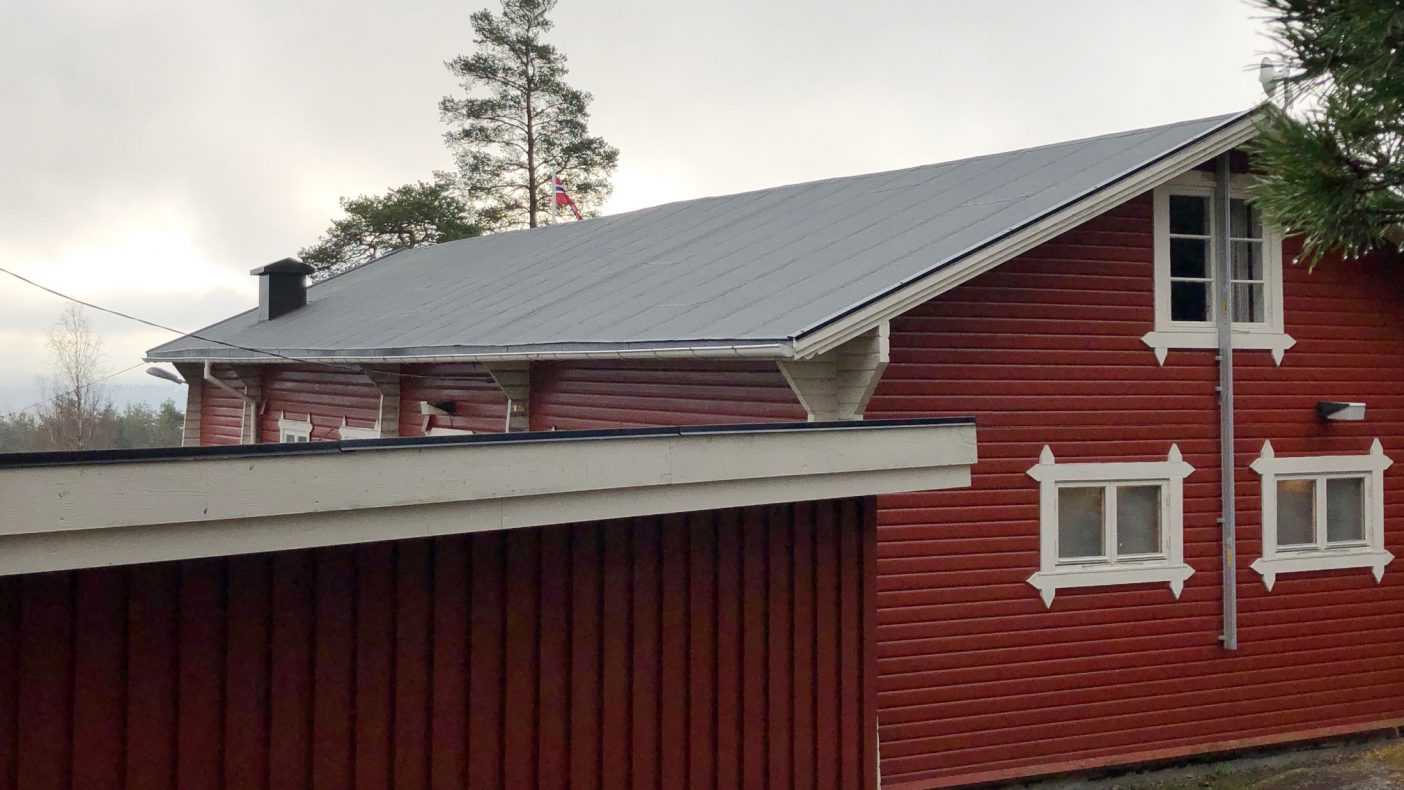 Etter omleggingen kan hytta som ble bygd i 1933 brukes sommer og vinter.