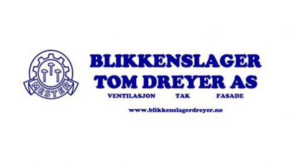 Blikkenslager Tom Dreyer AS