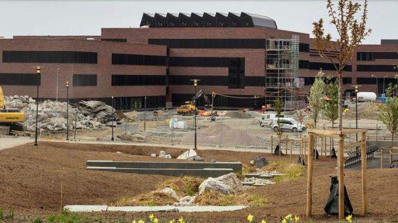 Nybygg på Campus Ås