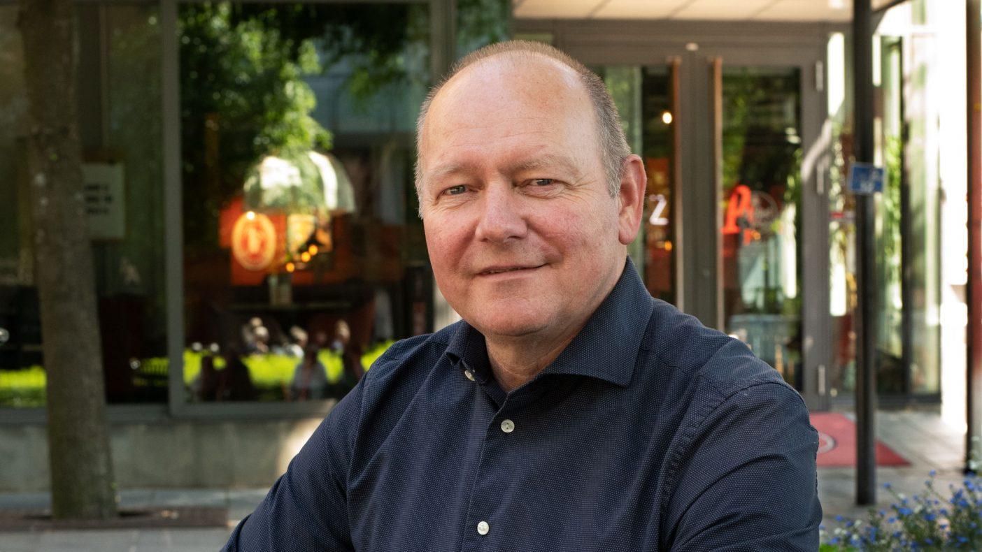 VBL-leder Jan Henrik Nygård tar gjenvalg.
