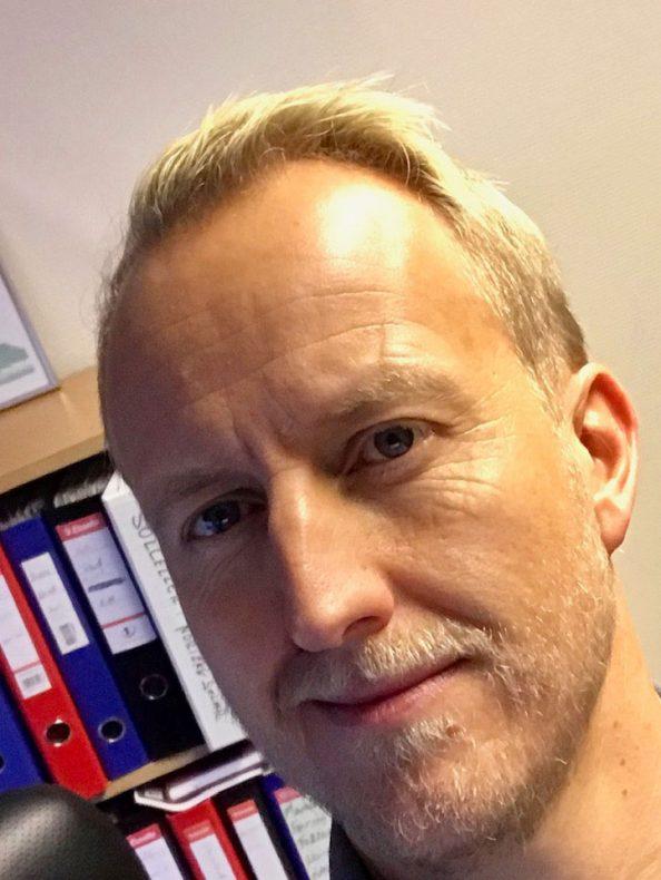 Lars Martin Nordvik i Nortekk.