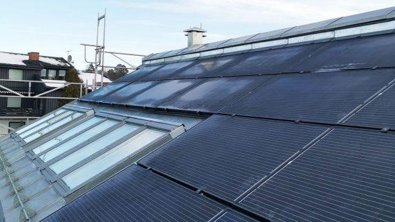 Nå tar det av med solcelle-tak