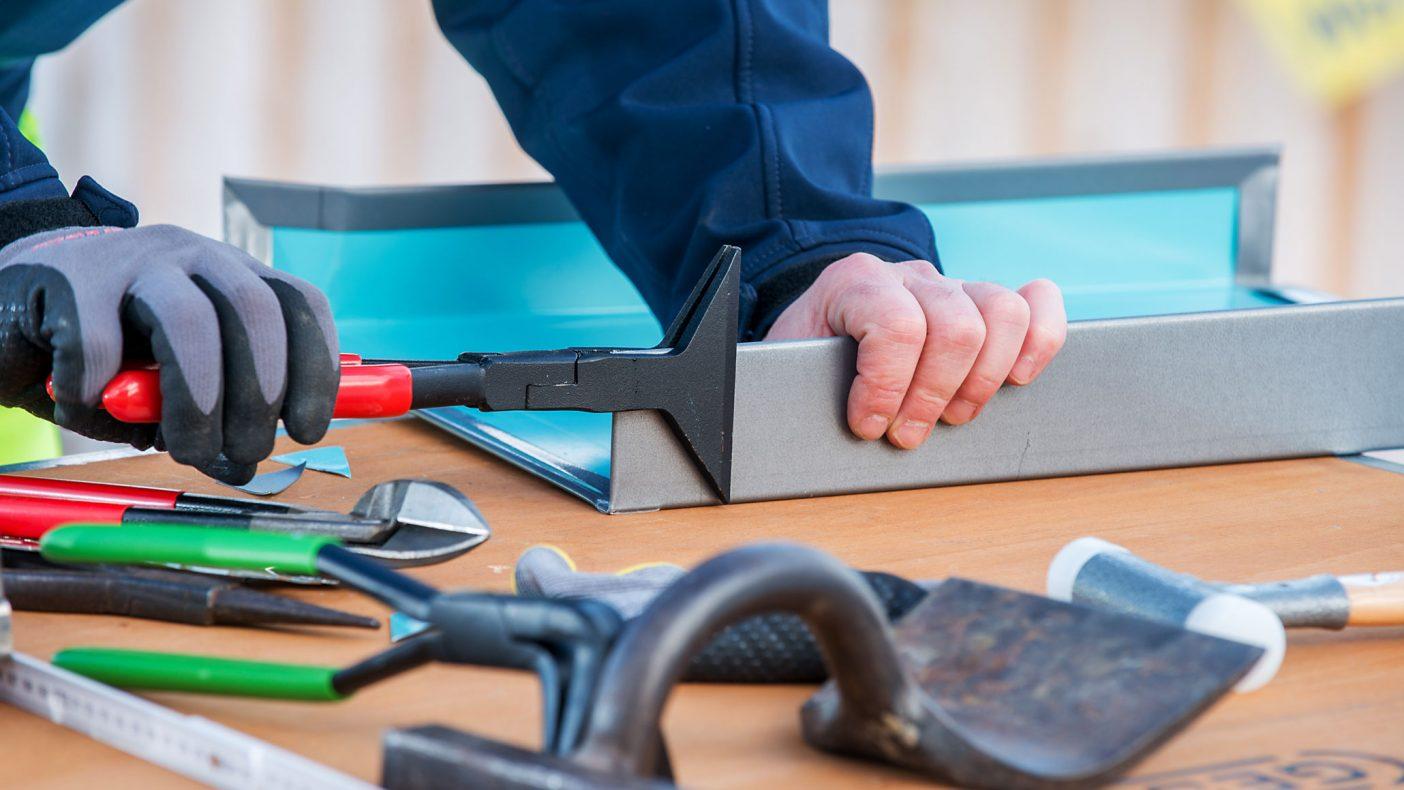 GreenCoat har blitt et populært stålprodukt å bruke for blikkenslagerne.