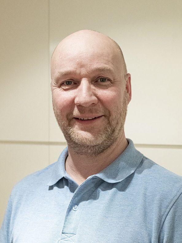 Knut Ivar Hov stiller til gjenvalg i VBL-styret.