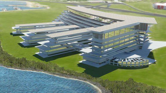 Spennende prosjekt med nytt sykehus