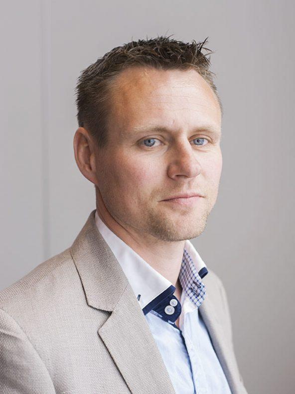 Jørn Ove Drengenes stiller til gjenvalg i VBL-styret. Nå er han innstilt som nestleder.